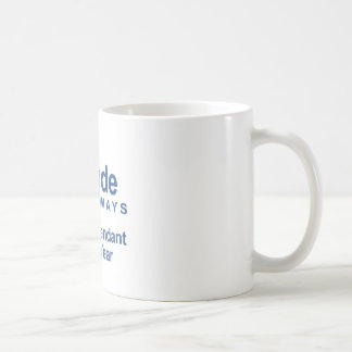 Flight Attendant of the Year Coffee Mugs