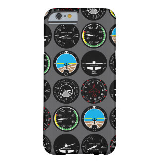 Flight Instruments Barely There iPhone 6 Case