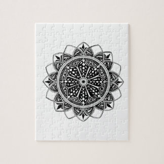 Flight Mandala Jigsaw Puzzle