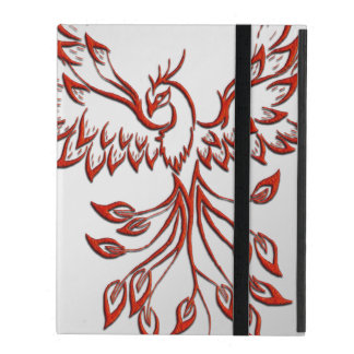 Flight of A Phoenix iPad Case