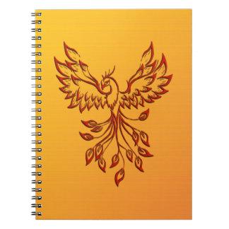 Flight of A Phoenix Notebook