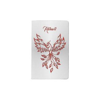 Flight of A Phoenix Pocket Moleskine Notebook