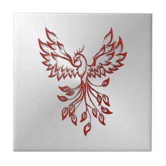 Flight of A Phoenix Tile
