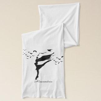 Flight of Dance Scarf
