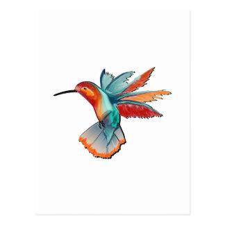 Flight of Elegance Postcard