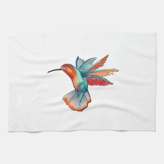 Flight of Elegance Tea Towel