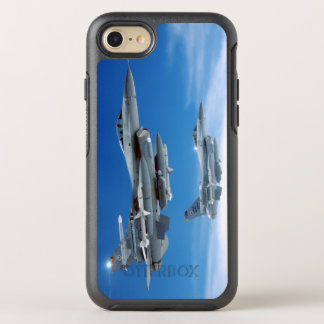 Flight of F-16 Falcons OtterBox Symmetry iPhone 8/7 Case