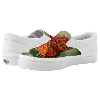 Flight of Fancy Z slipons Slip On Shoes