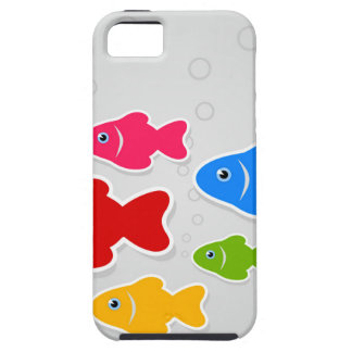 Flight of fishes3 iPhone 5 cover