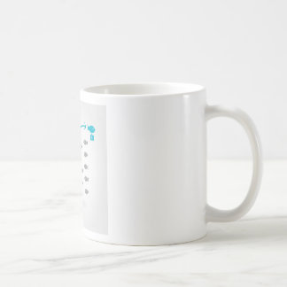 Flight of fishes4 coffee mug
