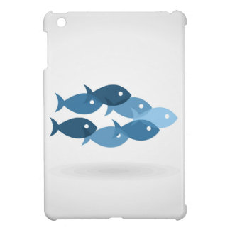 Flight of fishes5 iPad mini cases