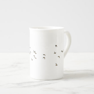 Flight of Mallard Tea Cup
