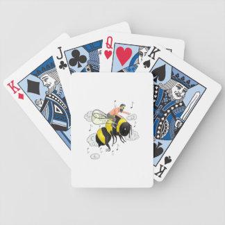 Flight of the Bumblebee by Nicolai Rimsky-Korsakov Bicycle Playing Cards