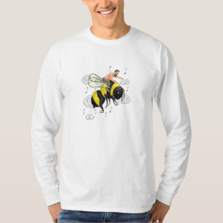 Flight of the Bumblebee by Nicolai Rimsky-Korsakov T-Shirt