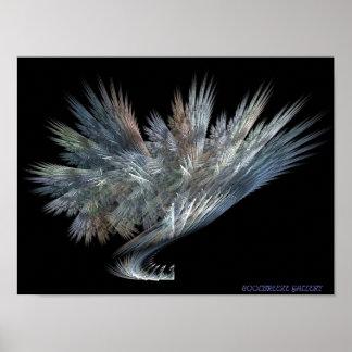 FLIGHT OF THE HUMMING BIRD POSTER