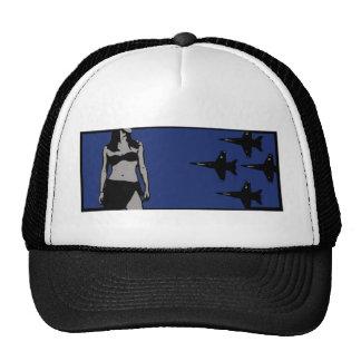 Flight Over Head Trucker Hat