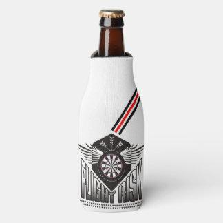 Flight Risk Darts Team Bottle Cooler