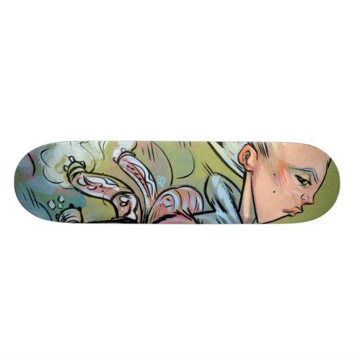 """""""Flight"""" Skate Deck"""