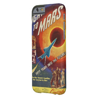 Flight to Mars Barely There iPhone 6 Case