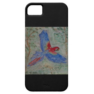 Flight to the Canopy iPhone 5/5S iPhone 5 Covers