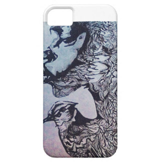 Flighting Face Barely There iPhone 5 Case