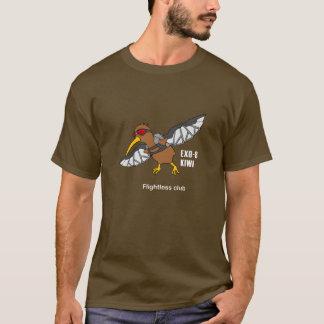 Flightless club - Kiwi T-Shirt