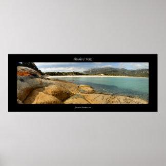 Flinders' Hike Posters