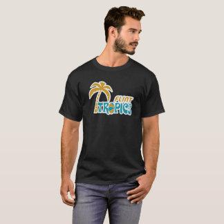 Flint Tropics Retro T-Shirt