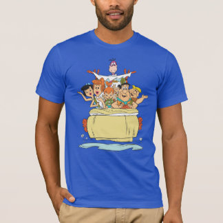 Flintstones Family Roadtrip T-Shirt