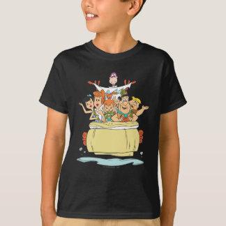Flintstones Family Roadtrip T-Shirt