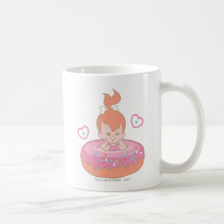 Flintstones Lovely Pebbles Coffee Mug