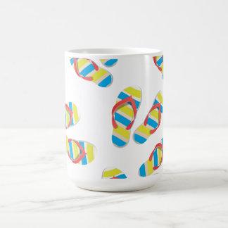 Flip Flop Beach Coffee Mug
