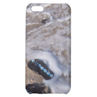 Flip Flop Beach Sandals iPhone 5C Cases