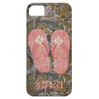 FLIP FLOP CAMO I-PHONE CASE iPhone 5 CASES