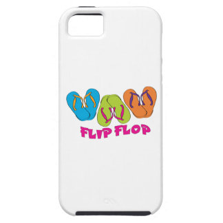 Flip Flop iPhone 5 Cover