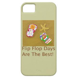 Flip Flop Days iPhone 5 Case
