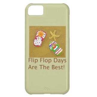 Flip Flop Days iPhone 5C Case