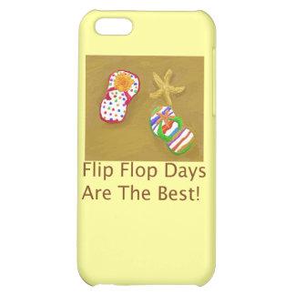 Flip Flop Days iPhone 5C Cases