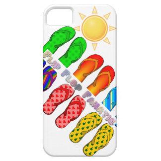 Flip-Flop Fanatic iPhone 5 Case