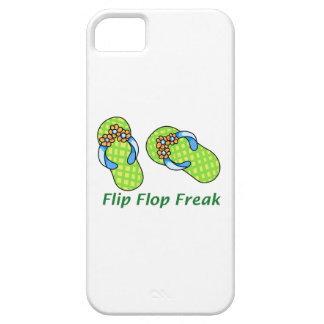 Flip Flop Freak iPhone 5 Cases