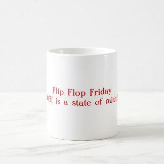 Flip Flop Friday Coffee Mug