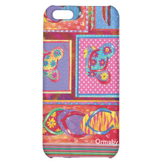 Flip-Flop fun-iPhone case iPhone 5C Covers