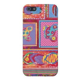 Flip-Flop fun-iPhone case iPhone 5 Case