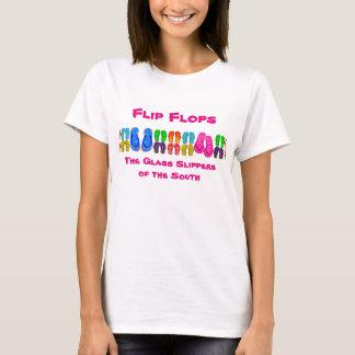 Flip Flop Funny T-Shirt