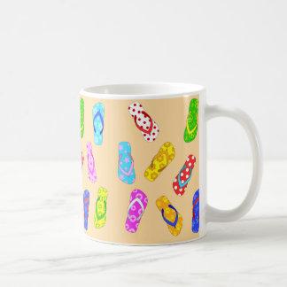 Flip Flop Pattern Mug