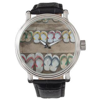 Flip Flop Sandles Watch