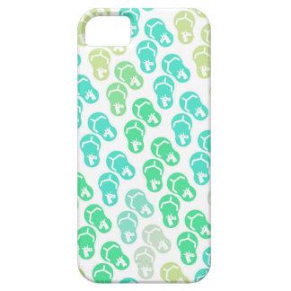 Flip Flop Unicorn iPhone 5 Case