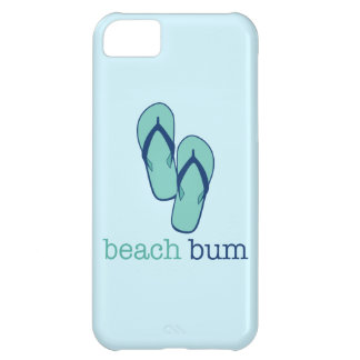 Flip Flops Beach Bum iPhone 5 Case