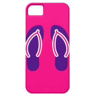 Flip Flops Barely There iPhone 5 Case