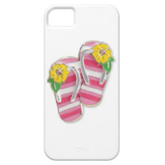 FLIP FLOPS FOREVER I PHONE 5 CASE BARELY THERE iPhone 5 CASE